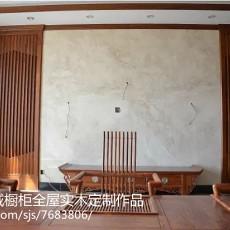 热门99平米三居客厅新古典装修图片欣赏