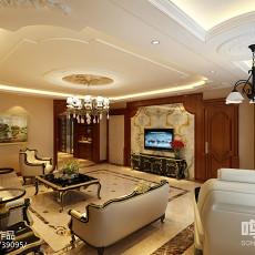 现代家装卧室设计效果图2014