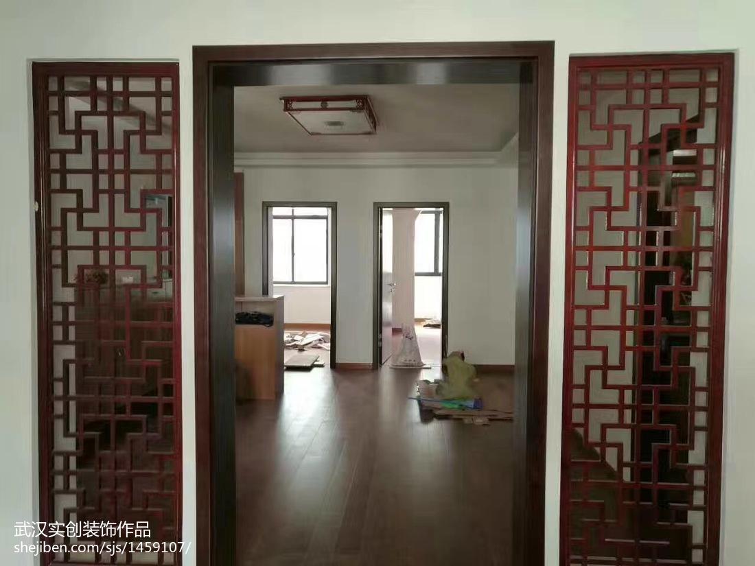 豪华中式设计餐厅效果图片