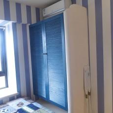 2018面积99平地中海三居卧室装修设计效果图片大全