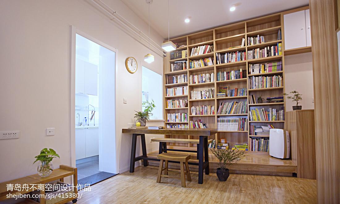 精选面积88平小户型客厅日式装修效果图