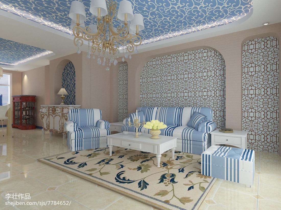 室内沙发混搭风格装修