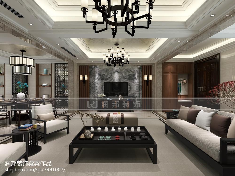 现代时尚摩登复式家居装潢大全