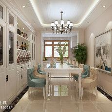 现代简约家庭客厅装修图