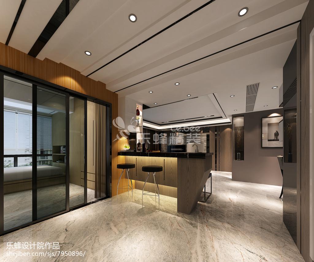 热门北欧四居装修设计效果图片大全