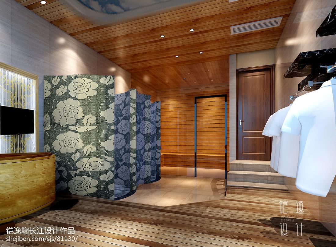 东南亚豪华时尚卫生间图片