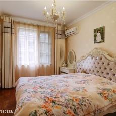 精美85平米二居卧室中式装修图片大全