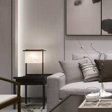 现代美式风格四居室图片欣赏大全