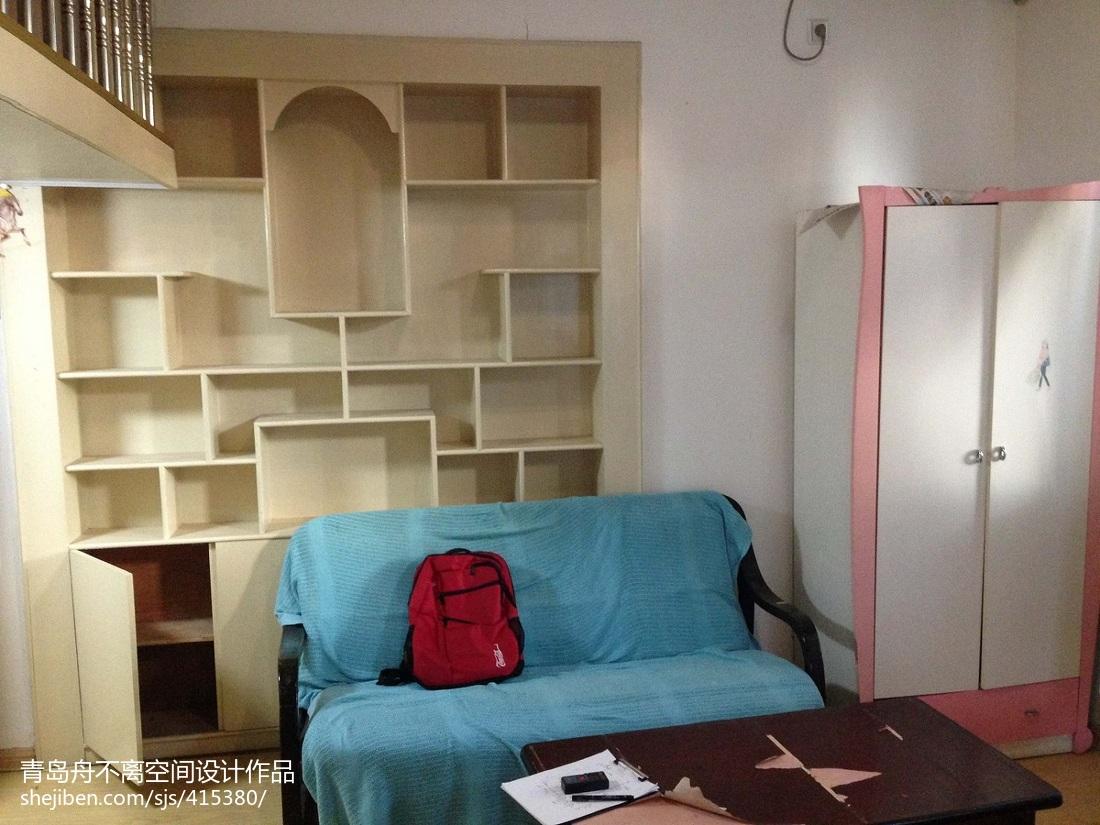 热门77平米日式小户型客厅装修效果图片