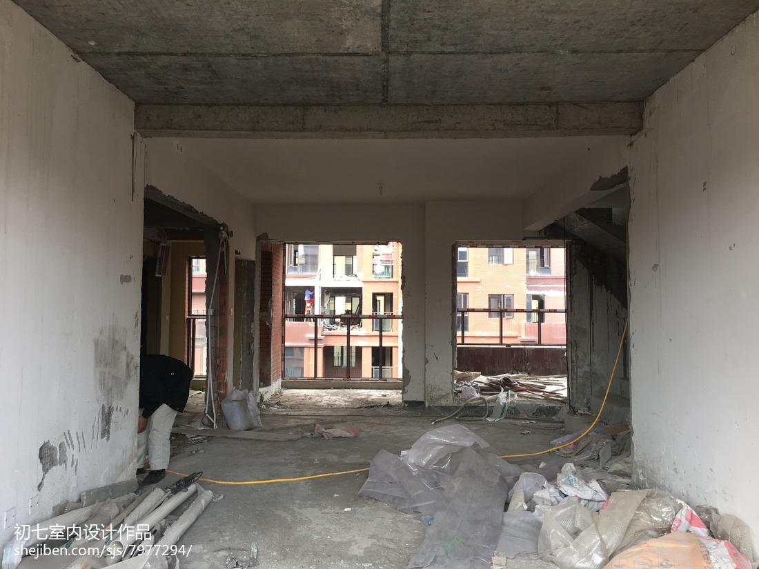 热门118平米欧式复式客厅装修效果图