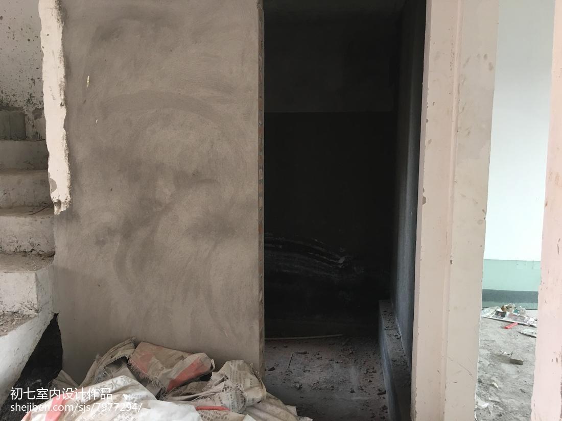 精美119平米欧式复式卫生间装修设计效果图片