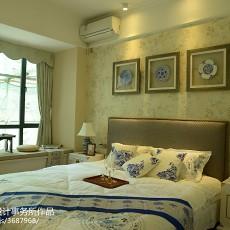 精选现代一居卧室装饰图