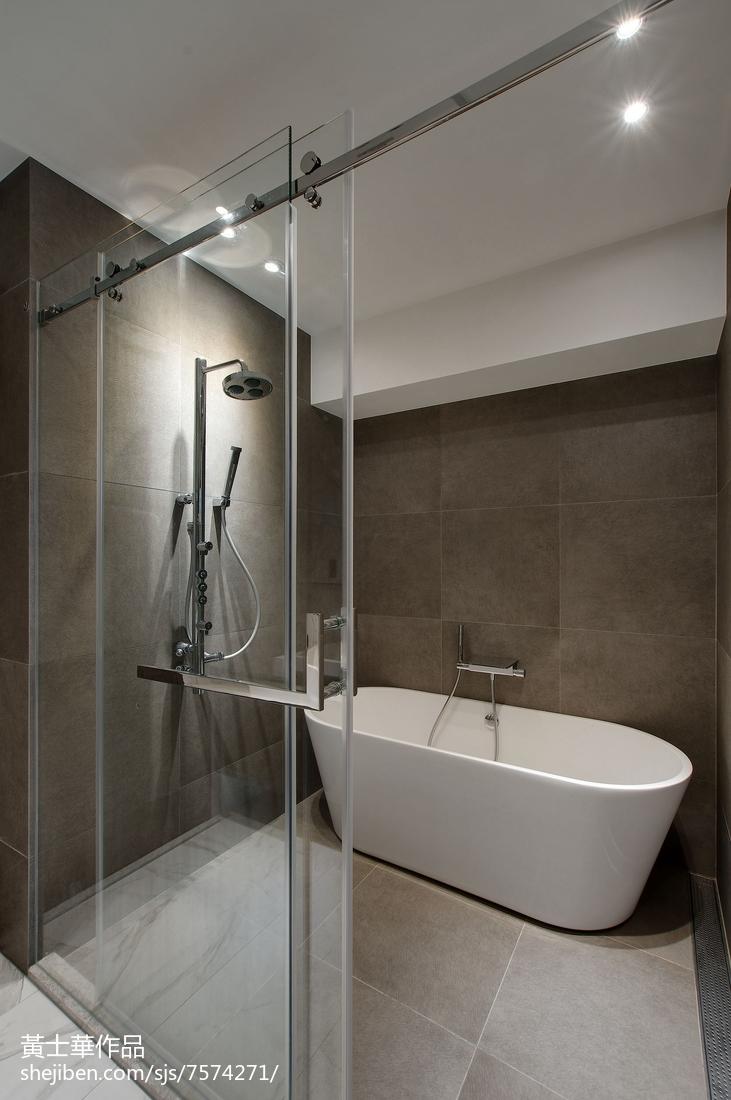 玻璃淋浴房設計