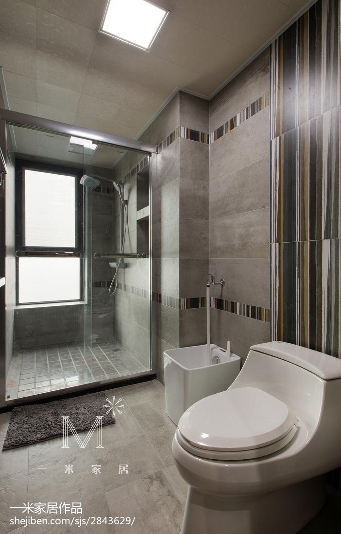 都市現代風衛浴
