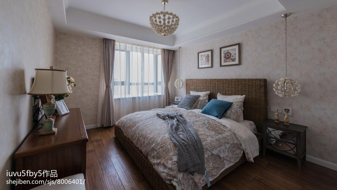 地中海设计卧室