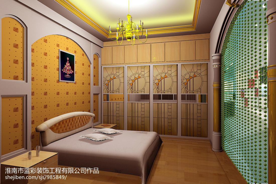美式风格别墅精装修设计效果图
