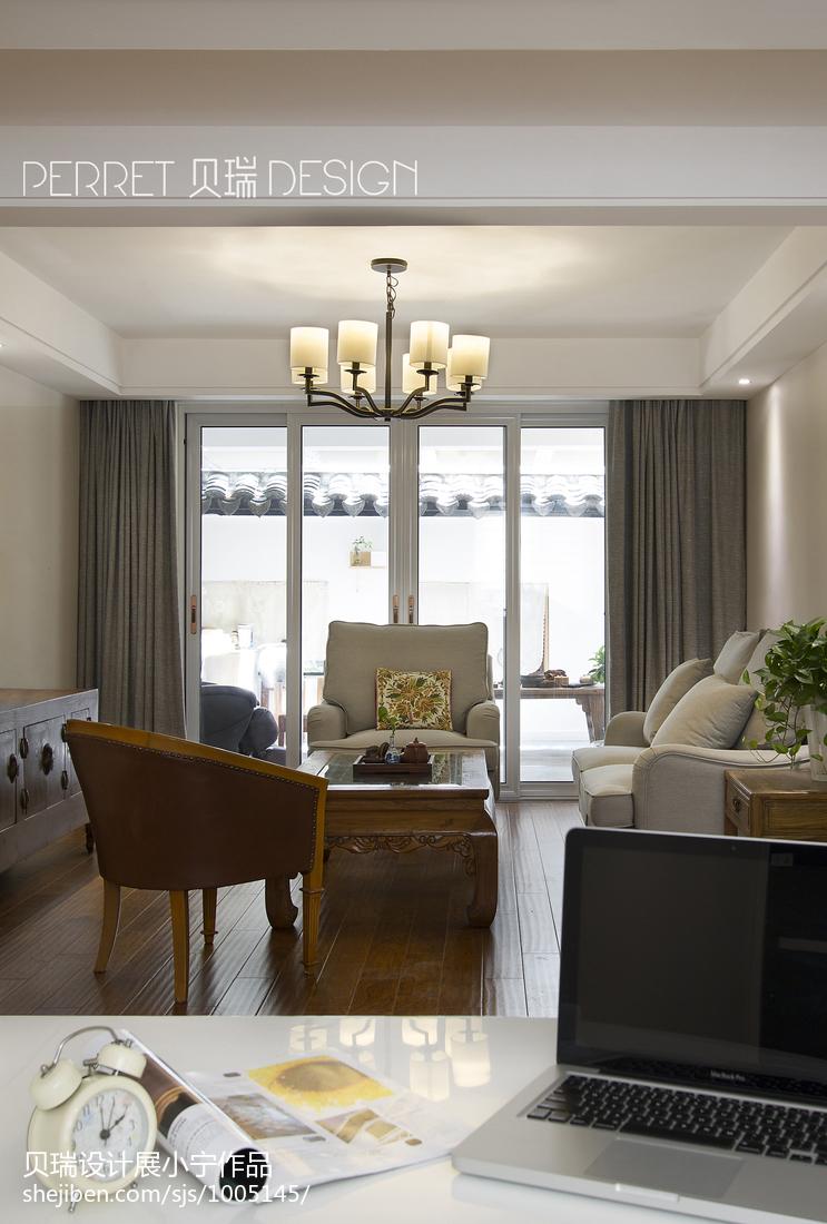 中式风格客厅吊灯