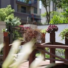 精选别墅花园中式装修欣赏图
