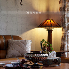 热门四居休闲区美式装修设计效果图片欣赏