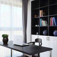 面积102平现代三居书房装修效果图片大全
