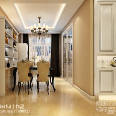 精选中式二居客厅装修效果图