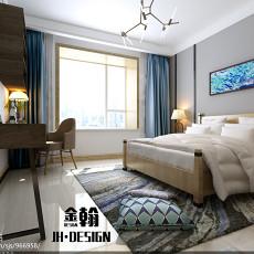 美式风格家装客厅装修效果图