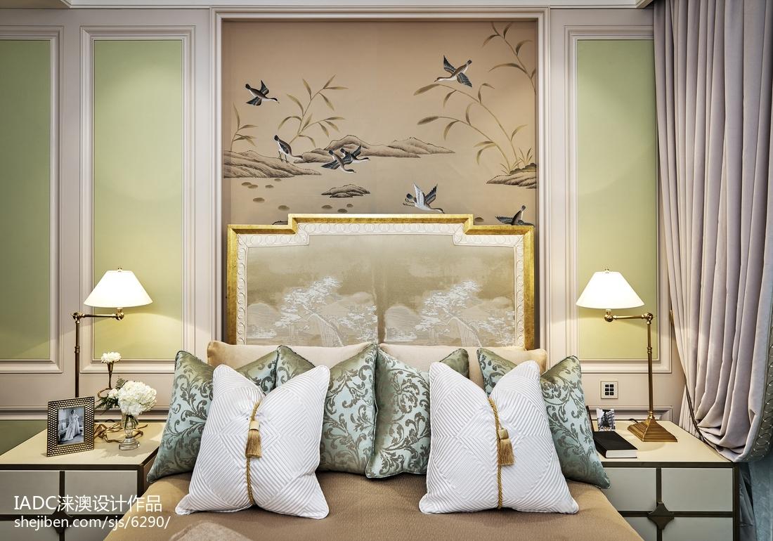 精美卧室效果图片