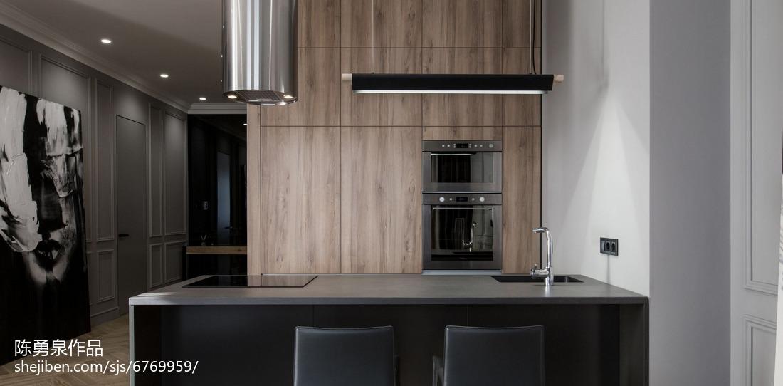 温雅北欧时尚厨房设计图片