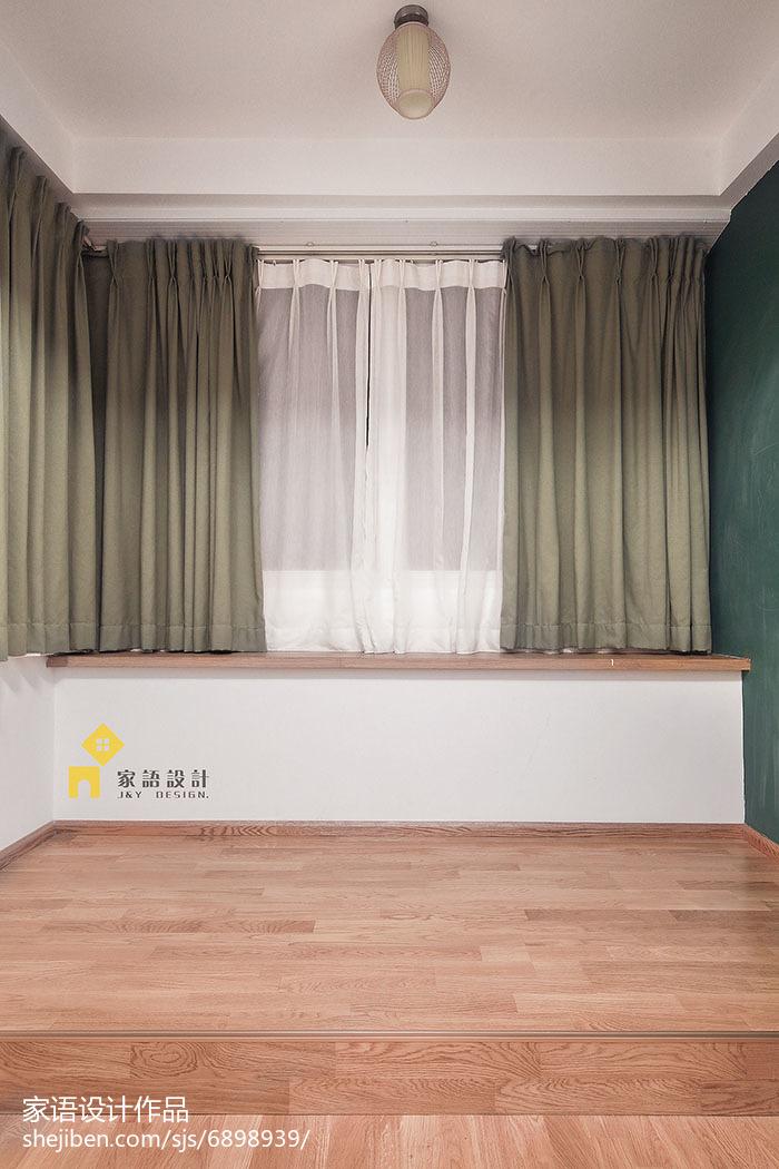 2018小戶型兒童房日式裝修設計效果圖