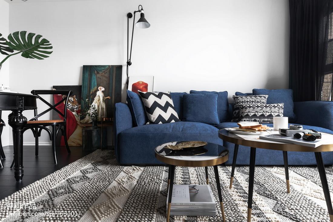 精选北欧小户型客厅效果图片欣赏
