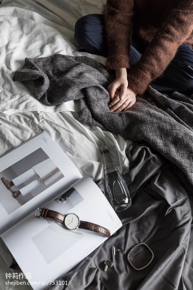 精选小户型卧室北欧效果图片