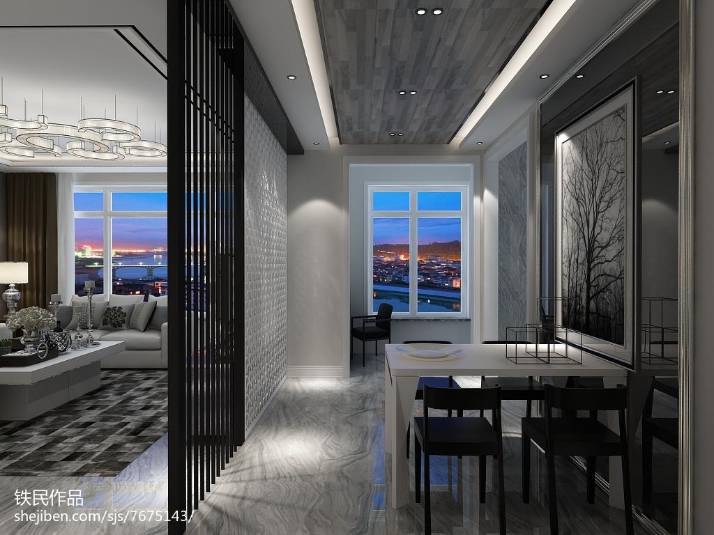 日式禅风客厅装修设计