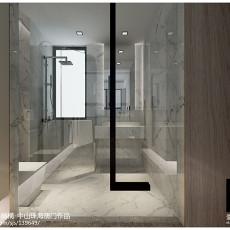 精选118平米简约复式卫生间欣赏图片