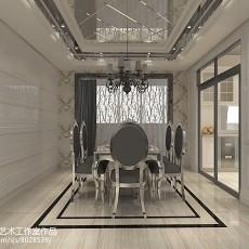 时尚家居装修设计书房效果图