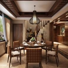 2018精选复式餐厅东南亚欣赏图片大全