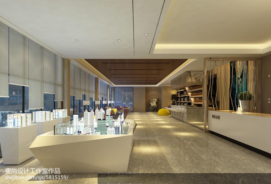 酒店设计室内中式装饰效果图欣赏
