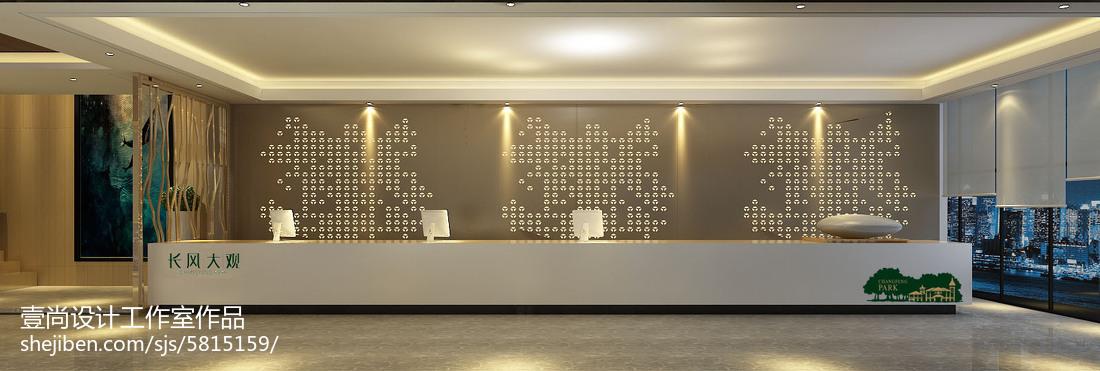 酒店设计温馨装饰效果图欣赏