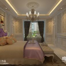东南亚卧室精装修效果图欣赏大全