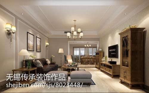 新古典风格四居室装修