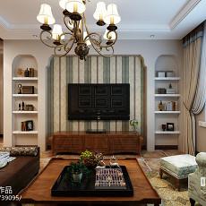 日式风格二居室装修图片欣赏