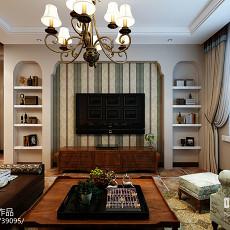 日式风格室内设计装修二居室效果图
