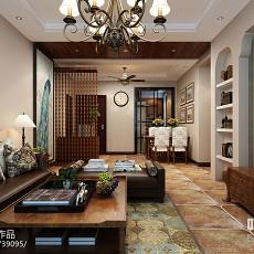 日式风格二居室图片欣赏