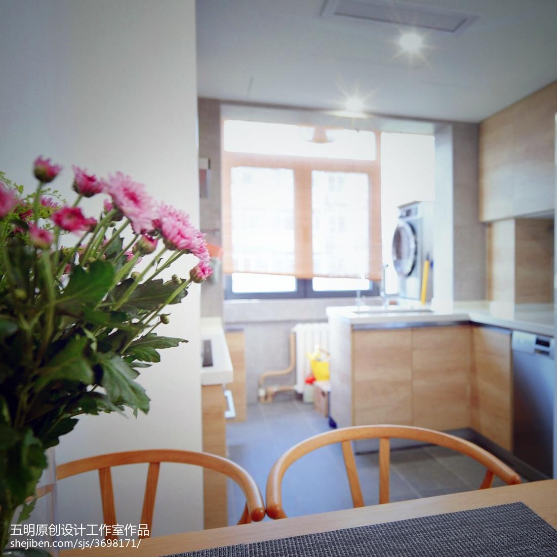 精美日式小户型厨房欣赏图片大全