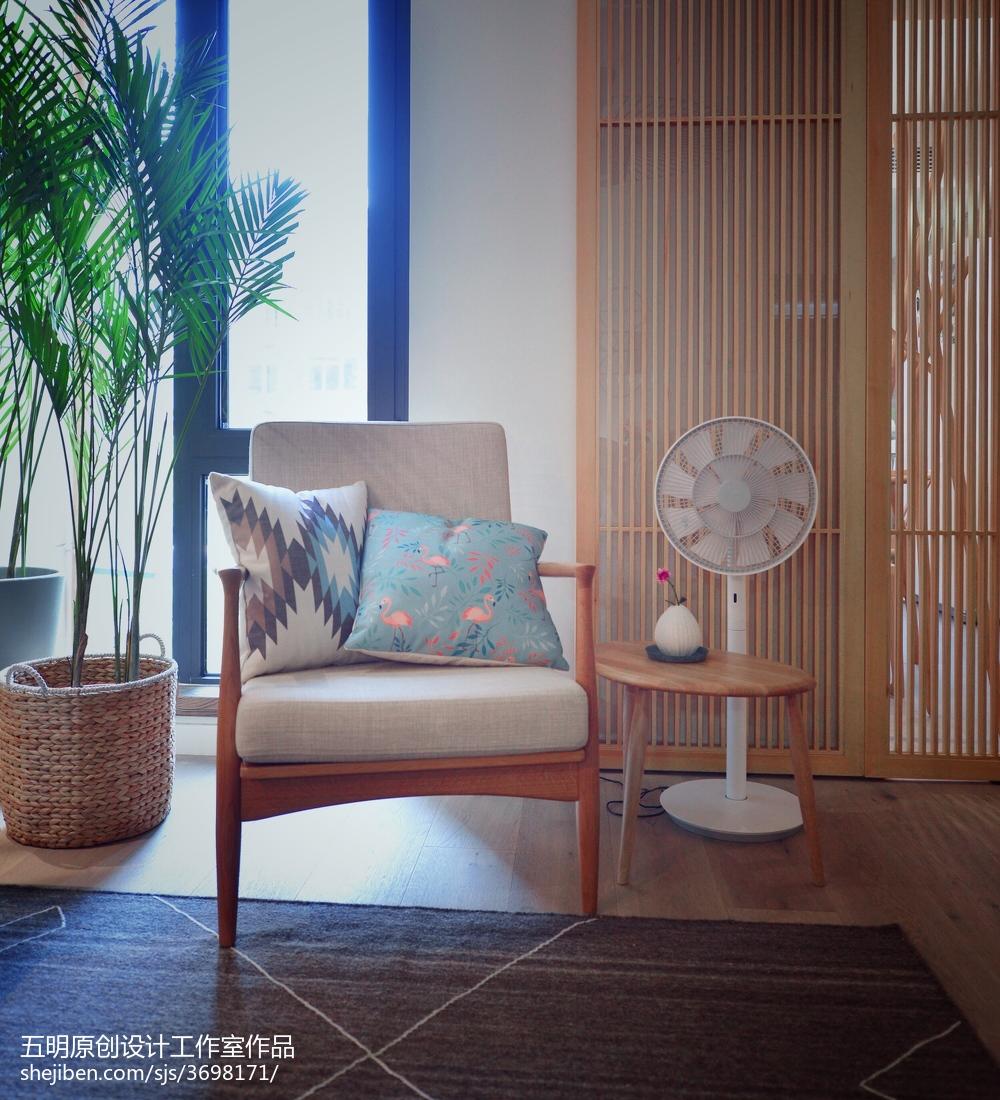 精选72平米日式小户型客厅装修图片