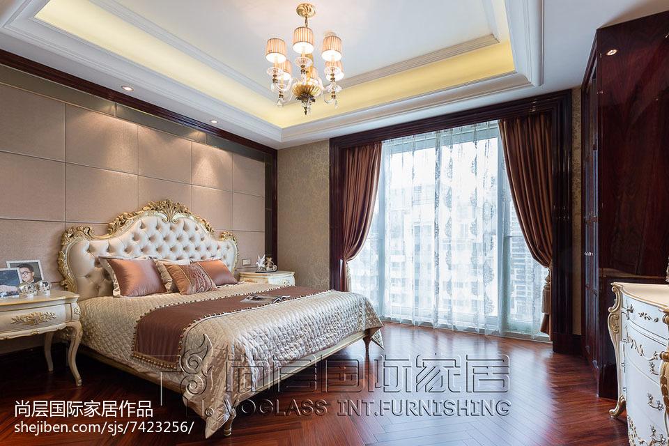 精美面积124平四居卧室装饰图片大全