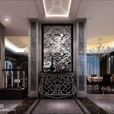 东南亚风格复式装修图片