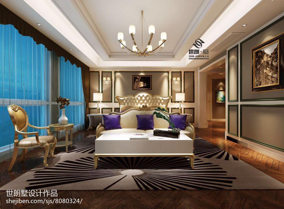 宜家中式装修客厅设计