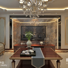 精美现代二居休闲区装修设计效果图片欣赏
