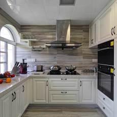 精选简约三居厨房装修实景图