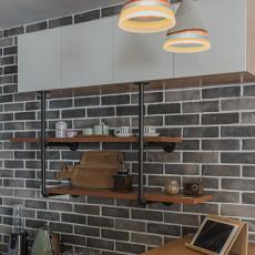热门面积97平现代三居客厅装修设计效果图